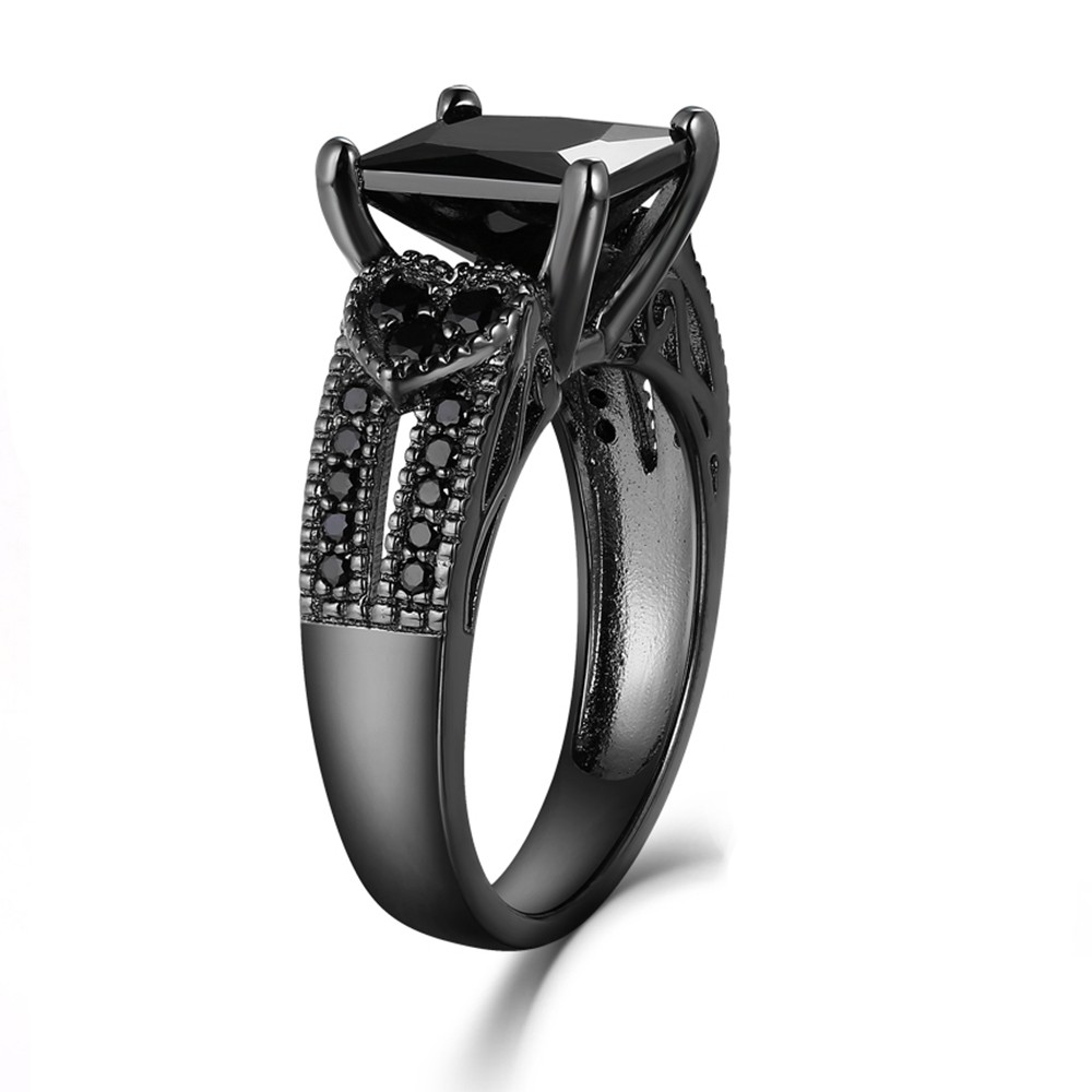 black product ring today white created free wedding bridal sapphire and miadora sterling tdw overstock set diamond jewelry watches rings silver shipping