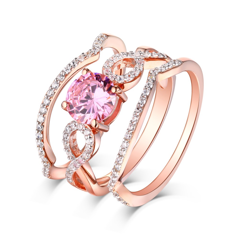 wedding pink engagement ring product sapphire fullxfull peach diamond rings halo il home