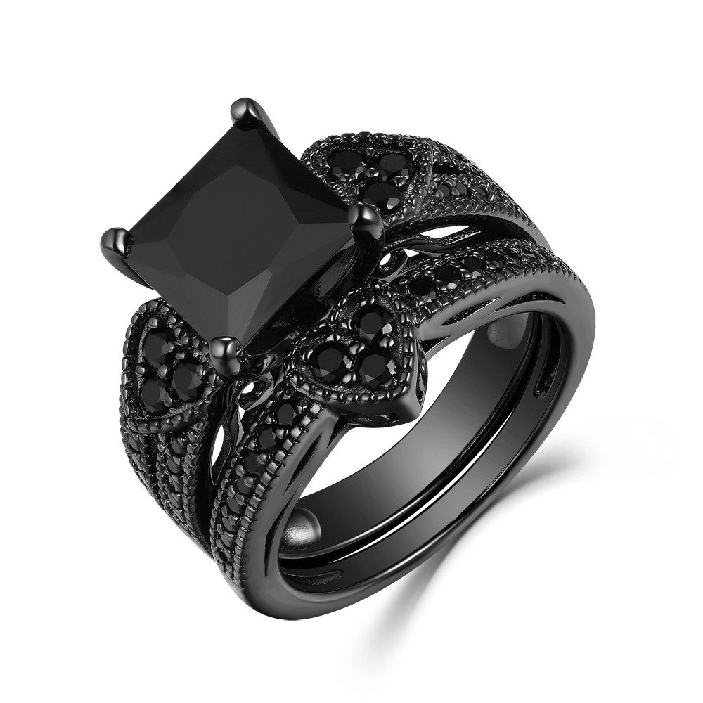 ring engagement diamond wedding women popular for lyiyxjb google black rings search