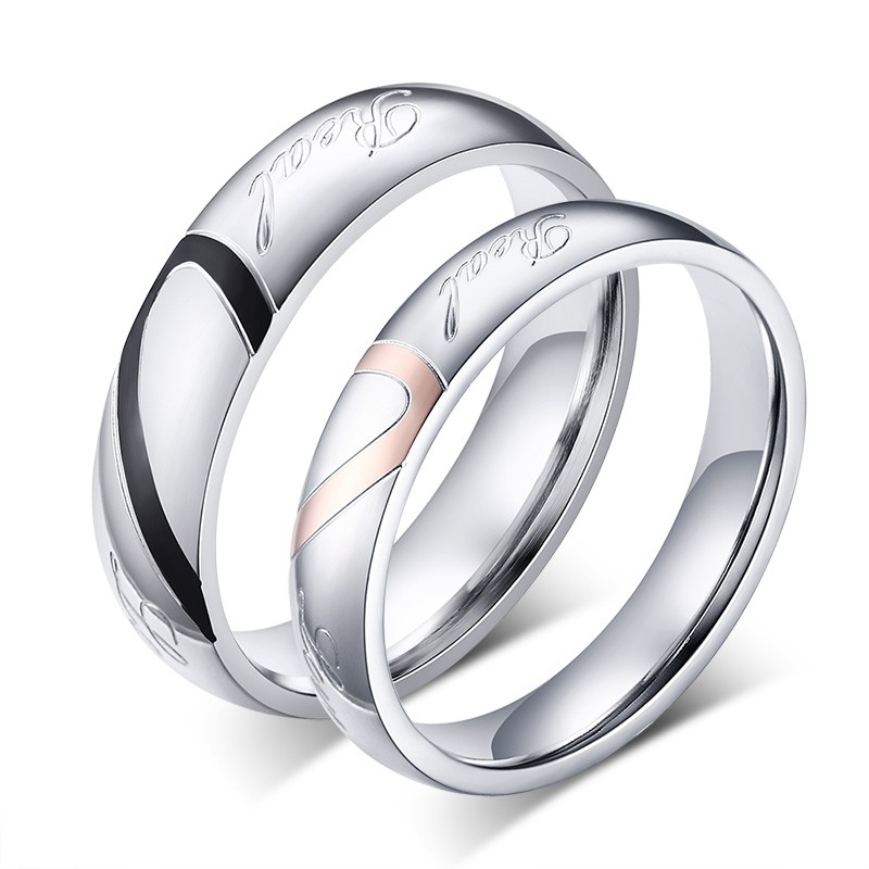 Size  Wedding Rings For Her