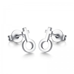 Nice Design Silver 925 Sterling Silver Earrings