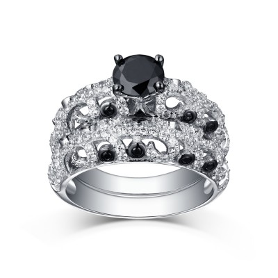 Best black diamond rings Find cheap black diamond rings online